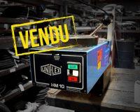 Isoflex - presse à sertir - sertisseure - hm10 - machine d'occasion - presse à sertir occasion