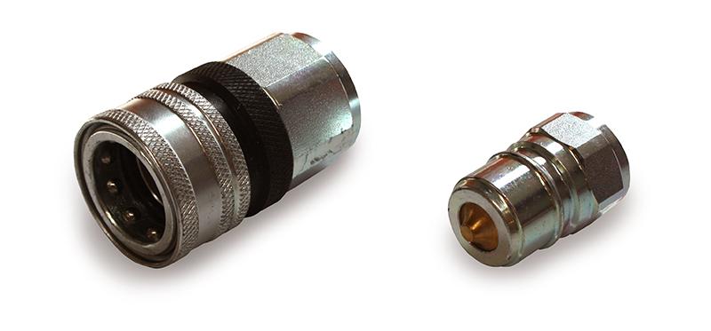 coupleur hydraulique - fournisseur coupleur hydraulique - coupleur nordique - Isoflex fabricant