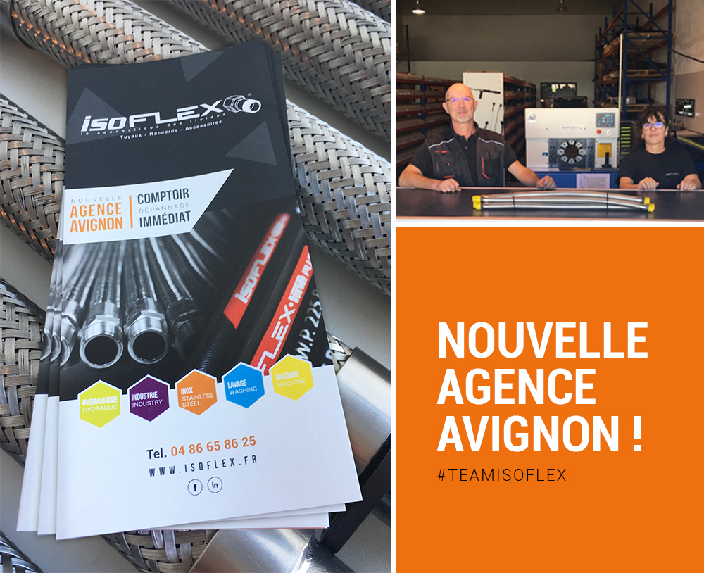 Nouvelle agence Isoflex
